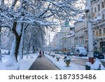 czech republic  marianske lazne ... | Shutterstock . vector #1187353486