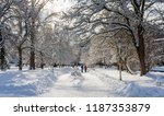 czech republic  marianske lazne ... | Shutterstock . vector #1187353879