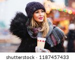 outdoors lifestyle fashion... | Shutterstock . vector #1187457433