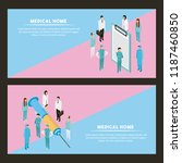 medical peope health | Shutterstock .eps vector #1187460850