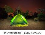 usa  arizona  navajo nation ... | Shutterstock . vector #1187469100