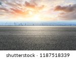 panoramic skyline and buildings ... | Shutterstock . vector #1187518339