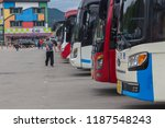 jeju island  south korea   june ... | Shutterstock . vector #1187548243