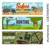 Hunting Sport  Hunter Equipmen...