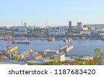 vladivostok  russia   august 29 ... | Shutterstock . vector #1187683420