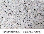 terrazzo marble flooring... | Shutterstock . vector #1187687296