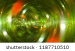abstract green background with... | Shutterstock . vector #1187710510
