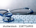 medical science technology... | Shutterstock . vector #1187716903