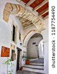 naxos island  cyclades  aegean... | Shutterstock . vector #1187754490
