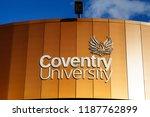 coventry  uk   september 21 ... | Shutterstock . vector #1187762899