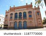 great theater falla  gran...   Shutterstock . vector #1187773000