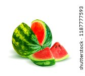 fresh  nutritious and tasty... | Shutterstock .eps vector #1187777593
