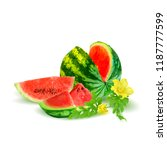fresh  nutritious and tasty... | Shutterstock .eps vector #1187777599