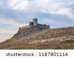 enisala fortress dobruja... | Shutterstock . vector #1187801116