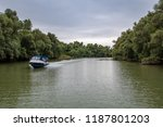 danube delta in romania europe... | Shutterstock . vector #1187801203