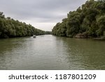 danube delta in romania europe... | Shutterstock . vector #1187801209