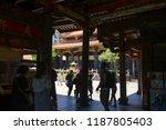 taipei  taiwan   aug 7  2018  ... | Shutterstock . vector #1187805403