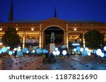 coventry  uk   september 21th ... | Shutterstock . vector #1187821690