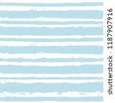 paint stripe seamless pattern.... | Shutterstock .eps vector #1187907916