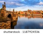 Prague Old Town  Charles Bridge ...
