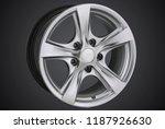 alloy wheel or rim of car   Shutterstock . vector #1187926630