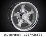 alloy wheel or rim of car   Shutterstock . vector #1187926636