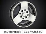 alloy wheel or rim of car   Shutterstock . vector #1187926660