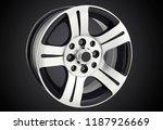 alloy wheel or rim of car   Shutterstock . vector #1187926669