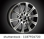 alloy wheel or rim of car   Shutterstock . vector #1187926720