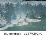 viaje por la patagonia  ... | Shutterstock . vector #1187929240