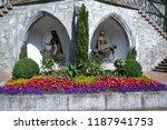 vaduz  liechtenstein   20 june... | Shutterstock . vector #1187941753