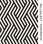 vector seamless pattern. modern ... | Shutterstock .eps vector #1187957746