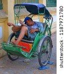 phnom phen  cambodia march 25... | Shutterstock . vector #1187971780