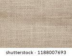 burlap hessian jute sackcloth...   Shutterstock . vector #1188007693