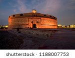 interior view of the fortress... | Shutterstock . vector #1188007753