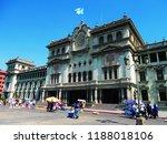 ciudad de guatemala  guatemala... | Shutterstock . vector #1188018106