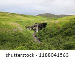 svartifoss waterfall is... | Shutterstock . vector #1188041563