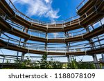 prora  germany may 13  2018 ... | Shutterstock . vector #1188078109