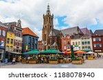 roermond  netherlands   august... | Shutterstock . vector #1188078940