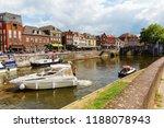 roermond  netherlands   august... | Shutterstock . vector #1188078943