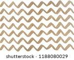 watercolor khaki hand painted... | Shutterstock . vector #1188080029
