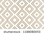 watercolor geometrical pattern... | Shutterstock . vector #1188080053