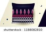 ethnic pattern design for... | Shutterstock .eps vector #1188082810