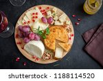 Cheese Platter With Assorted...