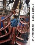 Pirate Woman Figurehead Very...