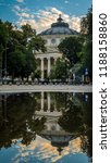 Bucharest Atheneum In The...