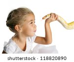 The Girl With The Python Albin...
