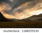 sunset near madison campground... | Shutterstock . vector #1188255133