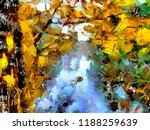 abstract grunge background from ... | Shutterstock . vector #1188259639