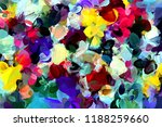 abstract grunge background from ... | Shutterstock . vector #1188259660